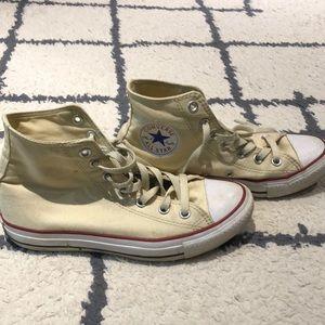 High-top Converse Chuck Taylor All Stars